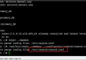 Rsysnc实现VPS主机文件备份同步-Rsysnc安装、配置和操作实例